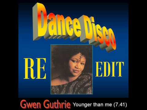 GWEN GUTHRIE: Younger than me.wmv