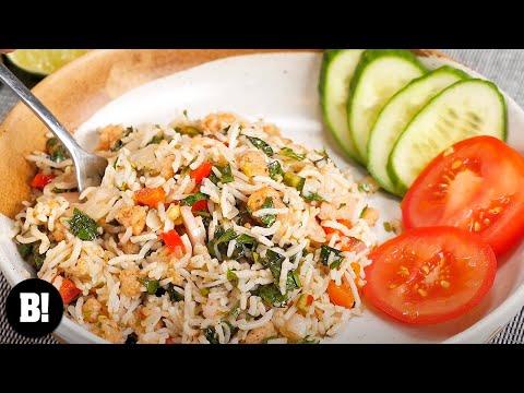 Chimichurri Rice Bowl��