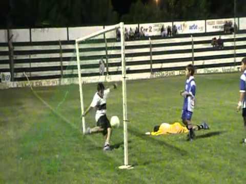 Gol Pico Futbol Vs  Cultural Argentino Cat  2000