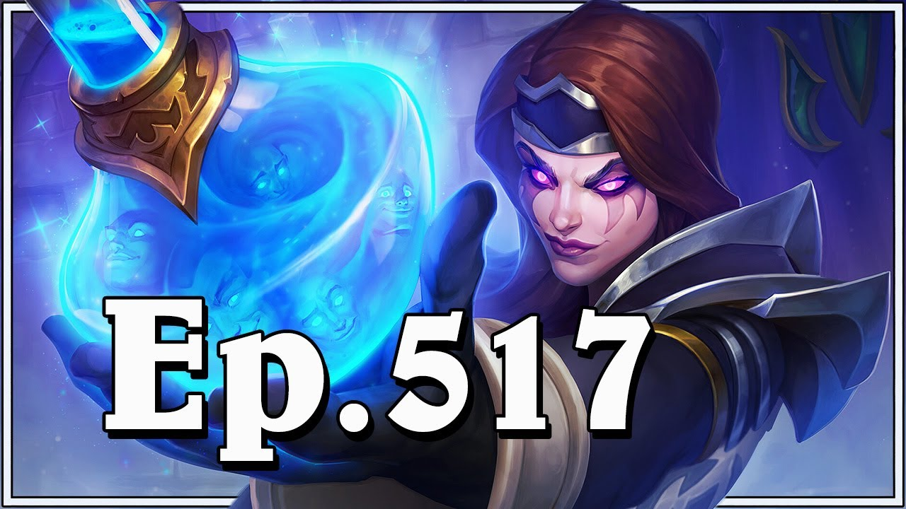 Funny And Lucky Moments - Hearthstone - Ep. 517