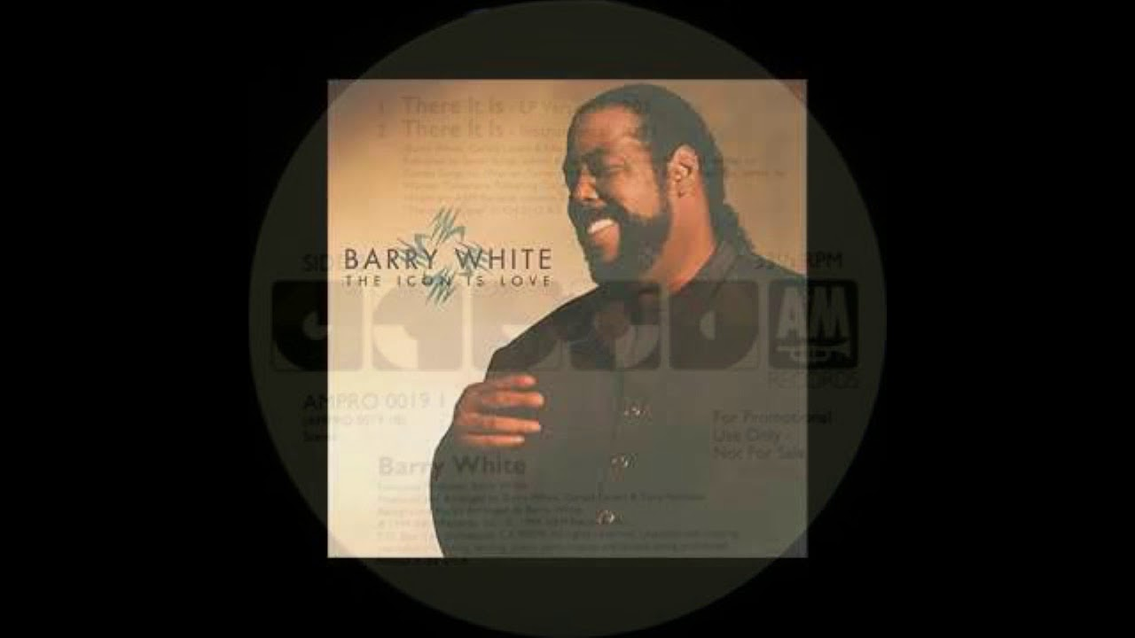 Barry White - There it is (DJ Wide remix)