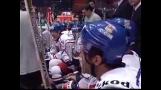 Návrat Mistrů - Vídeň 2005 ( dokument hokej )