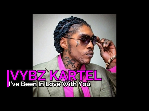 Vybz Kartel - I've Been In Love With You ( Official Lyrics )