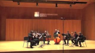 Octeto Schubert. VI. Andante Molto. Allegro