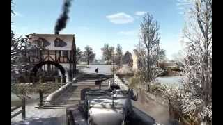 Part of mission from Iron Fist fury DLC for Men of War Assault Squad 2.