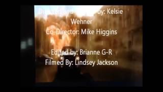 self destruction-a project by kelsie wehner