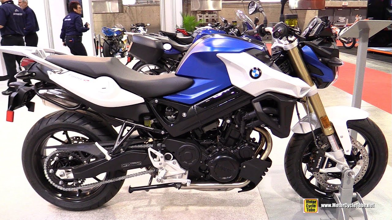 2015 bmw f800r walkaround 2015 salon moto de quebec. Black Bedroom Furniture Sets. Home Design Ideas
