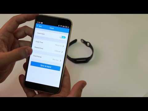 Zeaplus Band E06 Review / Обзор. Сравнение с Xiaomi MiBand