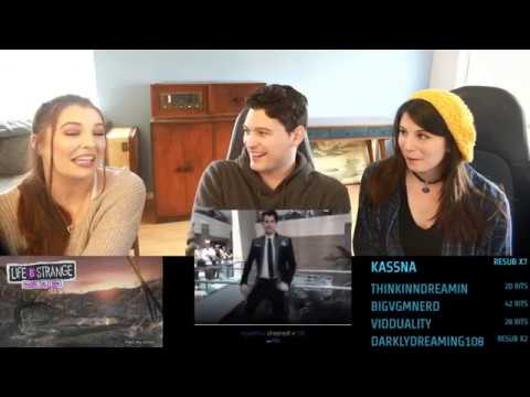 Ep #3 - Before The Storm - Life Is Strange Prequel w/Kylie Brown who plays Rachel Amber! thumbnail