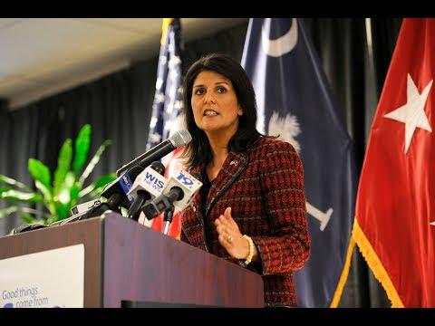 U.S. Ambassador to the U.N., Nikki Haley, address to UH