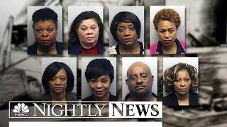 Ex-Teachers In Atlanta Cheating Scandal Sentenced | NBC Nightly News