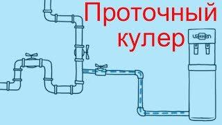 Какой выбрать кулер? Что такое пурифайер?  Проточный (диспенсер) кулер для воды с фильтром. Обзор