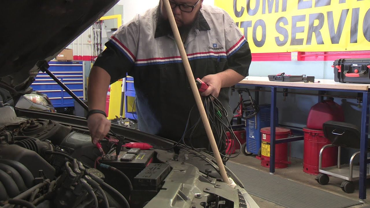 fuel pump diagnosis ford taurus 2001 [ 1280 x 720 Pixel ]