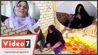 بالفيديو.. قصص كفاح أمهات شمال سيناء المثاليات فى عيد الأم