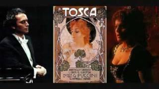 Ricciarelli & Carreras. O dolci mani. Tosca. G. Puccini.