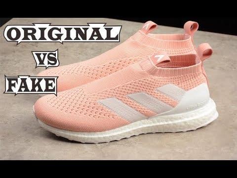 38d99e5466c Adidas Ace 16+ Kith Ultra Boost Original & Fake
