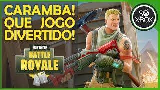 Gameplay FORTNITE BATTLE ROYALE | FREE FUN Game