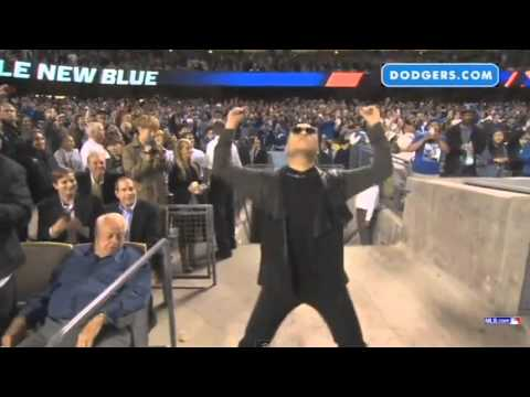 Tommy Lasorda is disgusted by PSY...