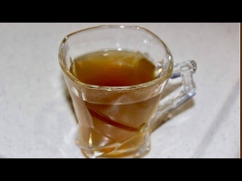 HOME REMEDY FOR INDIGESTION /COLD AND FLU - DIY HERBAL SPICE TEA (EPISODE 72)