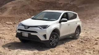 TOYOTA RAV4 Off-road Drive - Kingdom Of Saudi Arabia