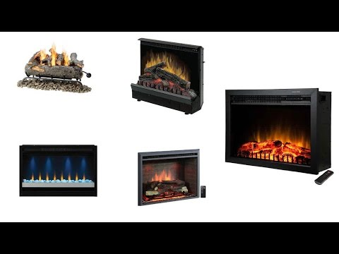 Top 5 Best Fireplace Inserts Reviews 2016 - Where to Buy Cheap Electric Fireplaces