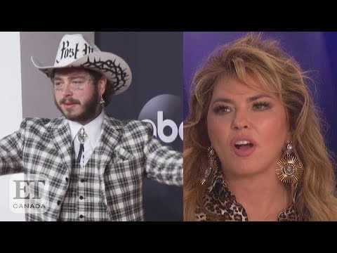 Shania Twain Wants To Collab With Post Malone, Lizzo