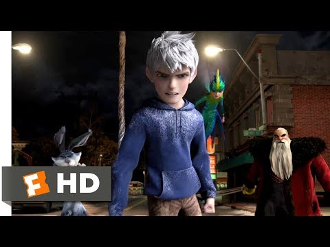 Rise of the Guardians (2012) - Battling the Boogeyman Scene (9/10) | Movieclips