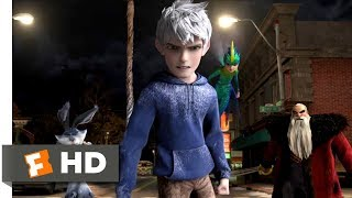 Rise of the Guardians (2012) - Battling the Boogeyman Scene (9/10)   Movieclips