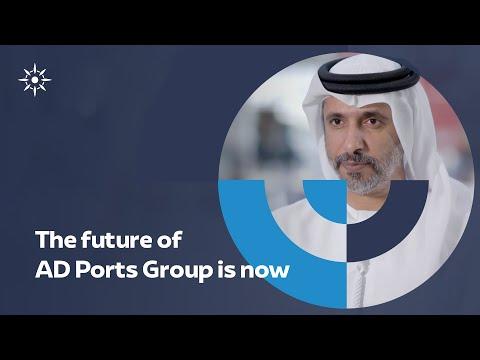 The Future of Abu Dhabi Ports is Now | Abu Dhabi Ports