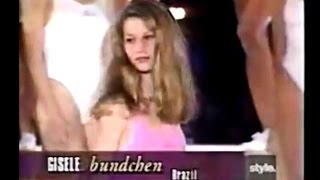 Model Documentary - Gisele Bundchen
