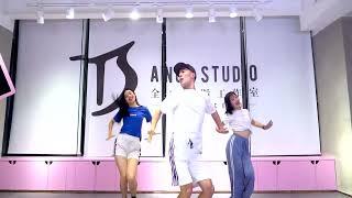 【全盛舞蹈工作室】神曲来袭《隔壁泰山》舞蹈教学练习室