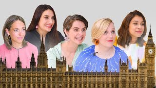 Female MP's reveal what life is really like as a woman in Parliament