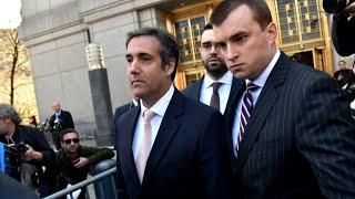 Michael Avenatti defends release of Michael Cohen's financial records