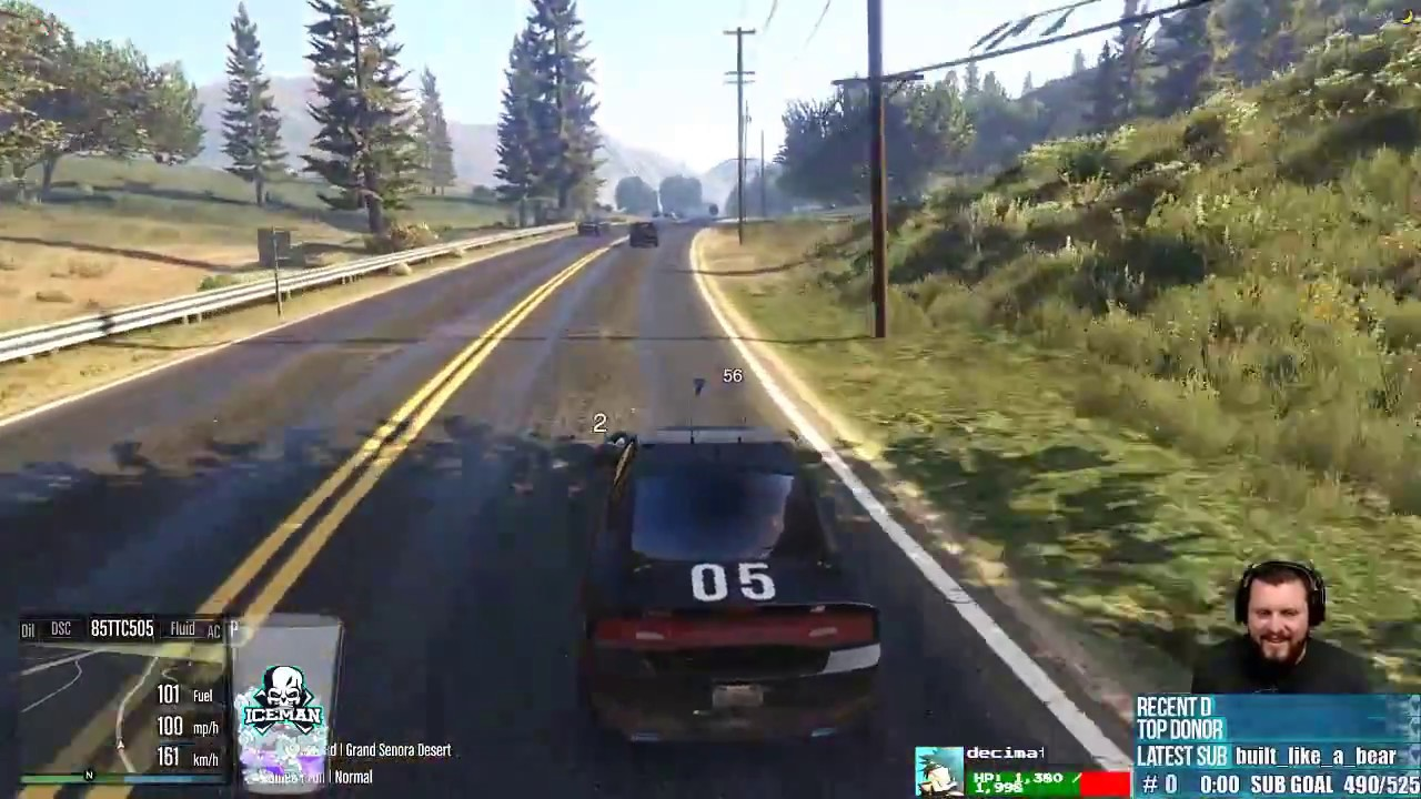 XIceman Banned from NoPixel server by a salty Admin(Read OCC ingame)  (Xiceman)
