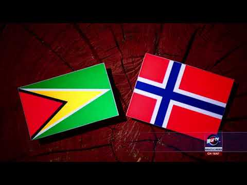 GUYANA AND NORWAY REACH ACCORD ON GREEN ENERGY PROJECTS
