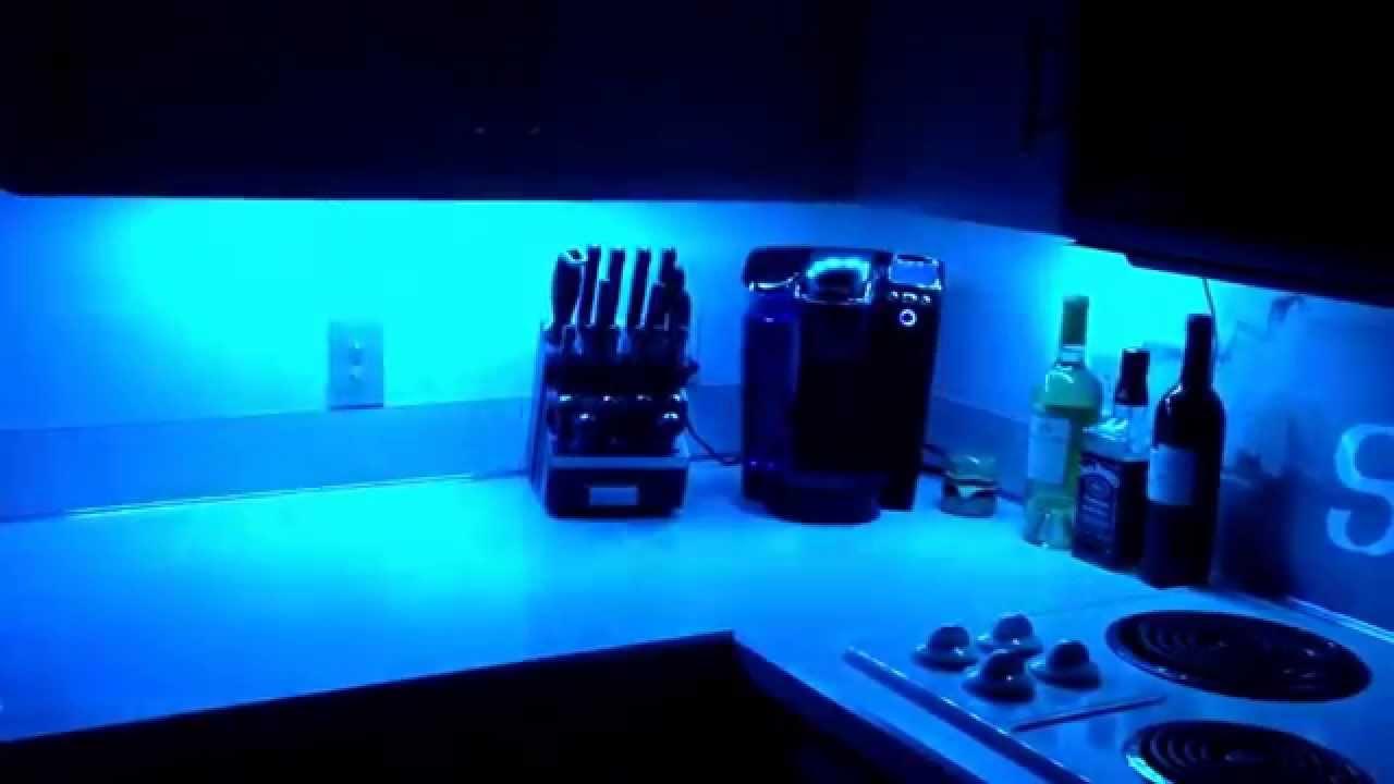 Sylvania Mosaic Remote Control Led Tape Lighting Under