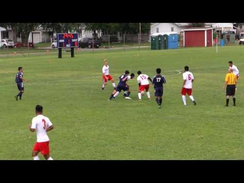 Wichita North vs Manhattan, Gentlemen's Soccer, 9-8-16, Part 1