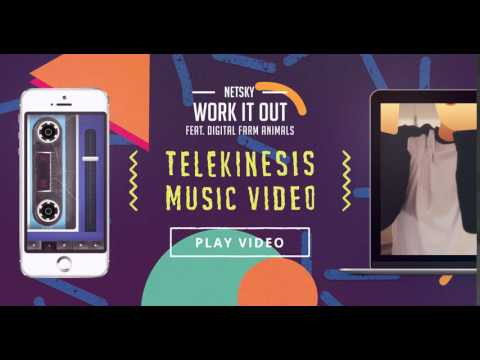 Experience the interactive video for 'Work It Out' (feat. Digital Farm Animals) - LINK BELOW