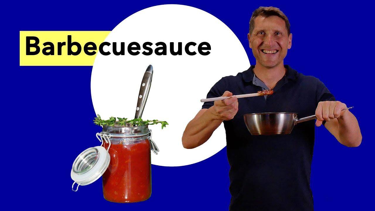 # Barbecuesauce selber machen. BBQ Saucen Rezept für Steaks oder Vegetarier. Schnelle Zubereitung