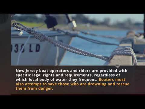 New Jersey Boat Accident Attorney - Richard Schibell