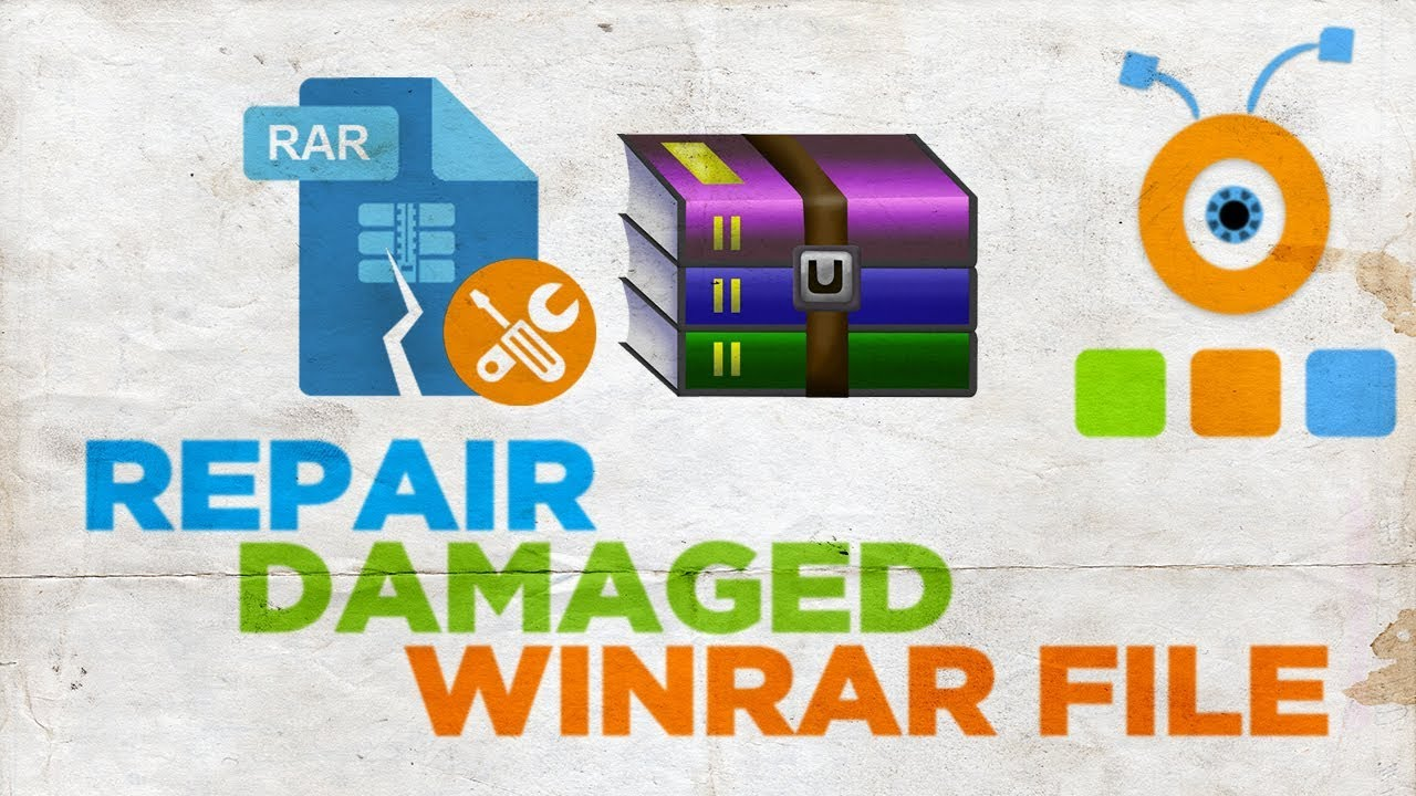 How to Repair a Damaged WinRAR File