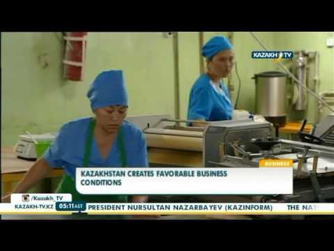 Kazakhstan creates favorable business conditions -  Kazakh TV