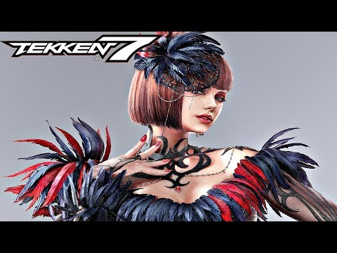 TEKKEN 7 - Anna Williams DLC Gameplay Walkthrough (Customization, Combos,  Move List)