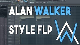 Alan Walker style FLP (300 sub special)