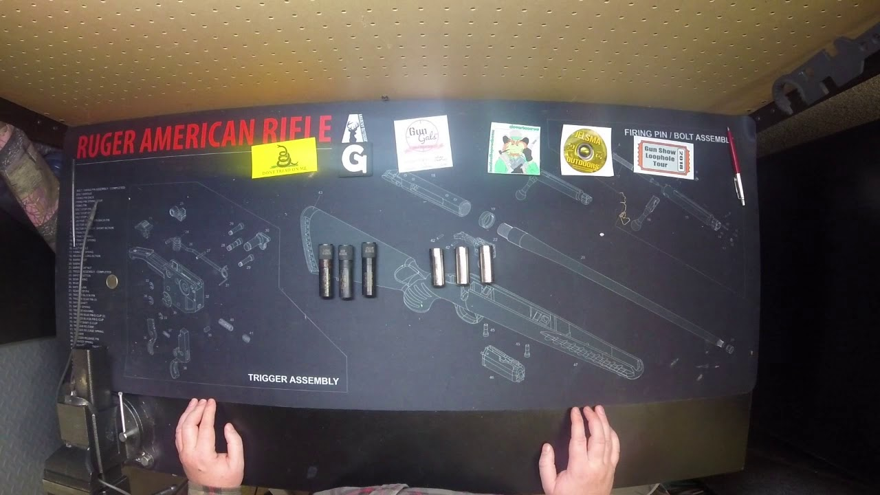 Shotgun Choke Tubes