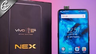 Vivo Nex Unboxing & Hands On Overview - The Perfect Smartphone Solution?
