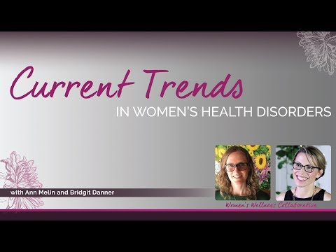 Current Trends in Women's Health Disorders