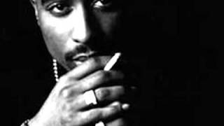 2pac - Staring Through My Rear View Instrumental