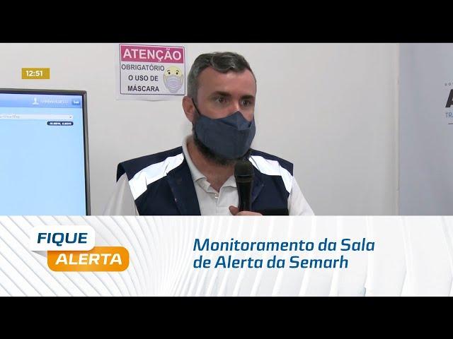 Monitoramento da Sala de Alerta da Semarh diz que o nível do Rio Jacuípe voltou a elevar