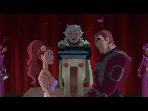 Justice League: Gods and Monsters - Red Wedding